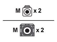 DIGITUS - Patch-Kabel - LC Single-Modus (M) bis SC Single-Modus (M) - 5 m - Glasfaser - 9/125 Mikrometer