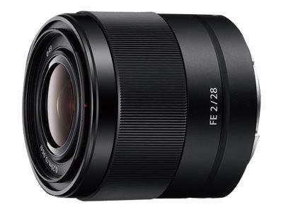Sony SEL28F20 - Weitwinkelobjektiv - 28 mm - f/2.0 FE - Sony E-mount