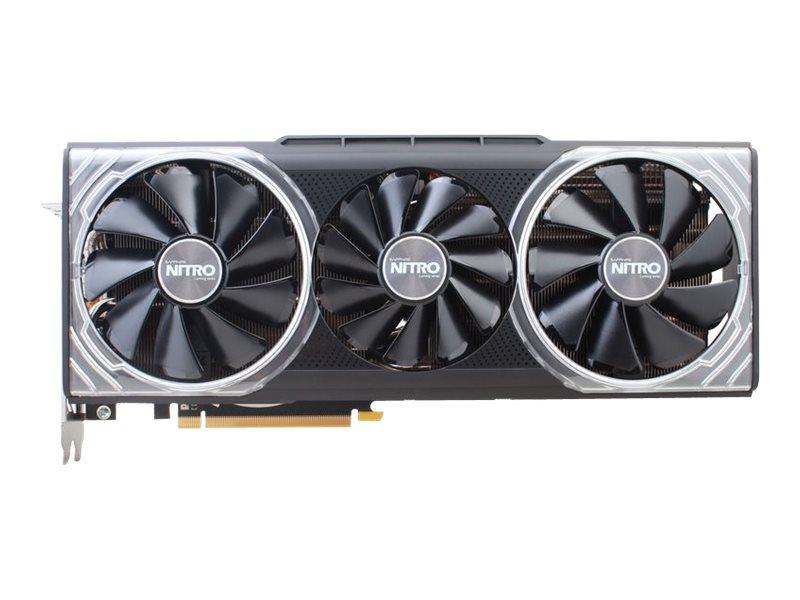 Sapphire NITRO+ RX Vega56 8G HBM2 - Limited Edition - Grafikkarten - Radeon RX VEGA 56 - 8 GB HBM2 - PCIe 3.0 x16