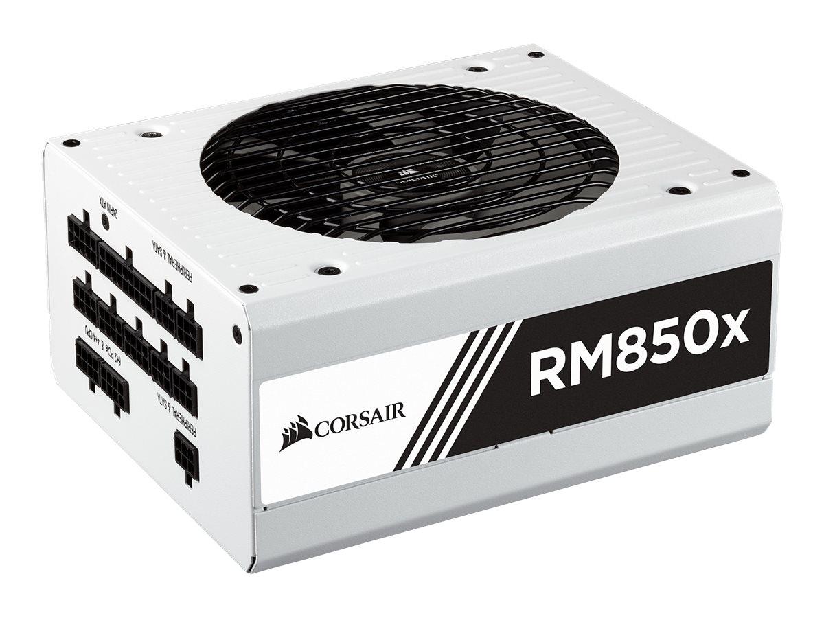 CORSAIR RMx Series RM850x - Stromversorgung (intern) - ATX12V 2.4/ EPS12V 2.92 - 80 PLUS Gold - Wechselstrom 100-240 V - 850 Wat