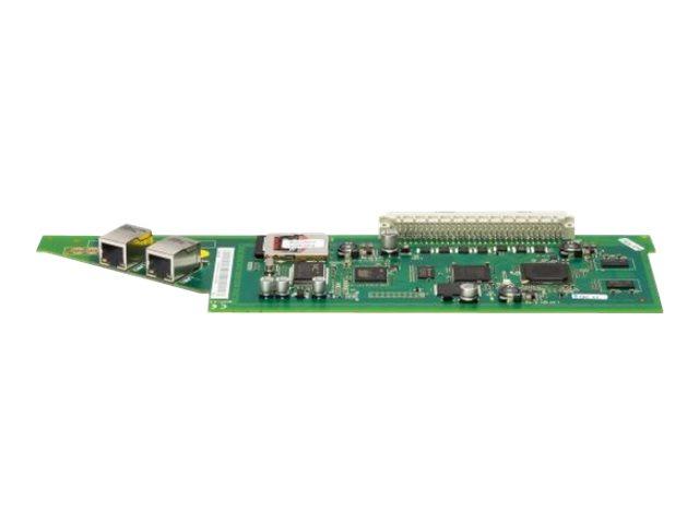 Auerswald COMmander VMF-Modul - Erweiterungsmodul - 10/100 Ethernet x 2