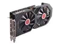XFX Radeon RX 580 GTS - XXX Edition - Grafikkarten - Radeon RX 580 - 8 GB GDDR5 - PCIe 3.0 x16