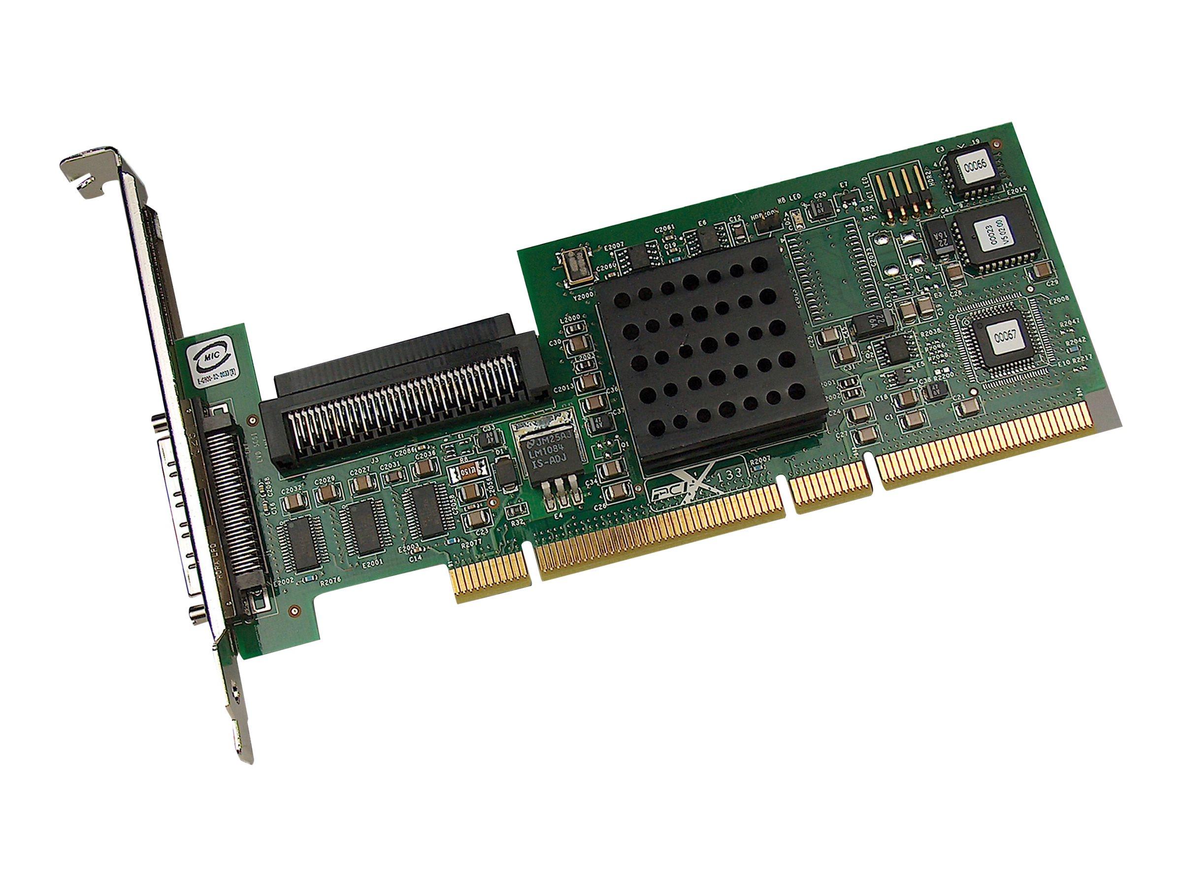 LSI LSI20320 - Speicher-Controller - 1 Sender/Kanal - Ultra320 SCSI - 320 MBps - PCI-X/133 MHz