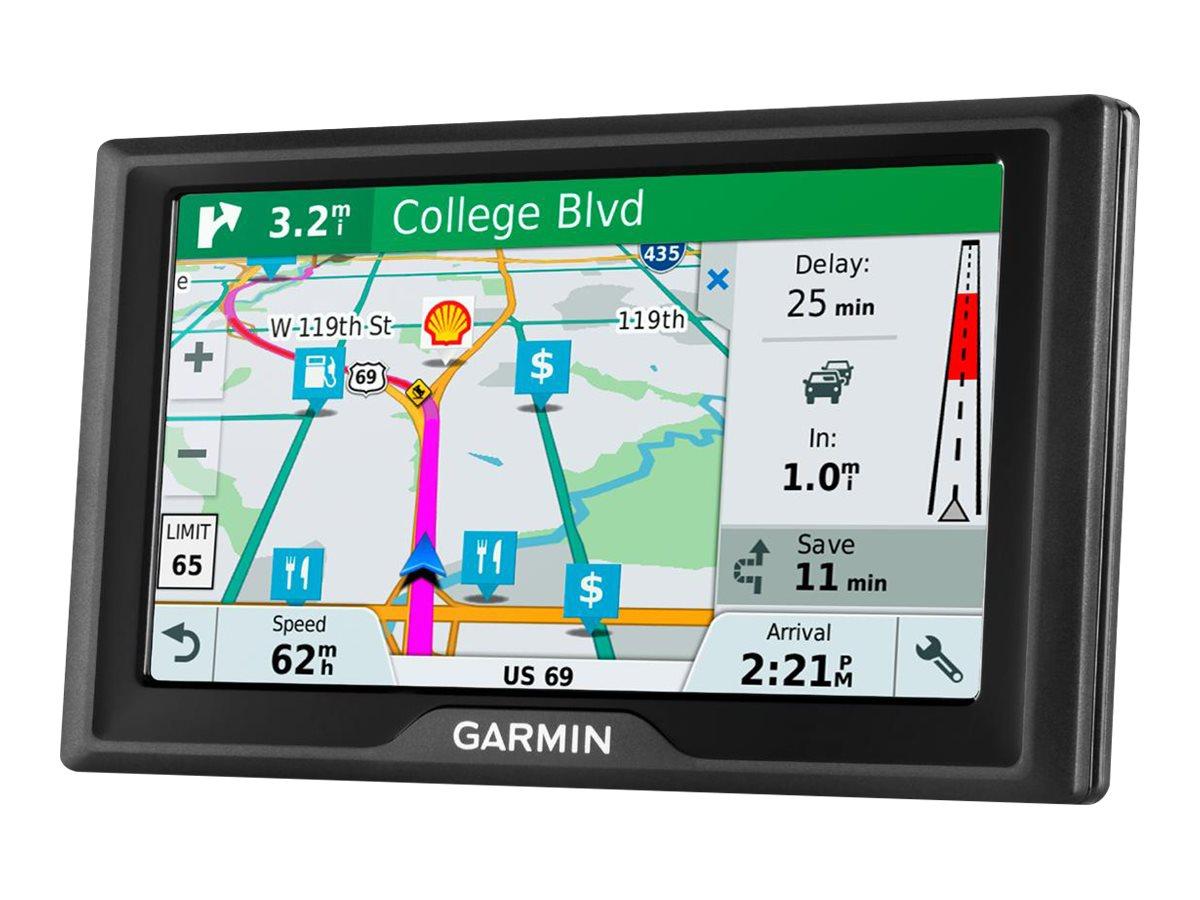 Garmin Drive 61LMT-S - GPS-Navigationsgerät - Kfz 6.1