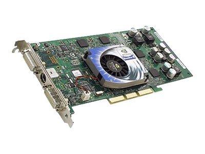 NVIDIA Quadro4 980 XGL - Grafikkarten - Quadro4 980 XGL - 128 MB DDR - AGP 8x - für Workstation zx6000