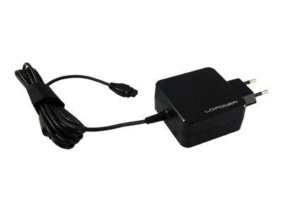 LC Power LC45NB-PRO - Netzteil - Wechselstrom 90-264 V - 45 Watt