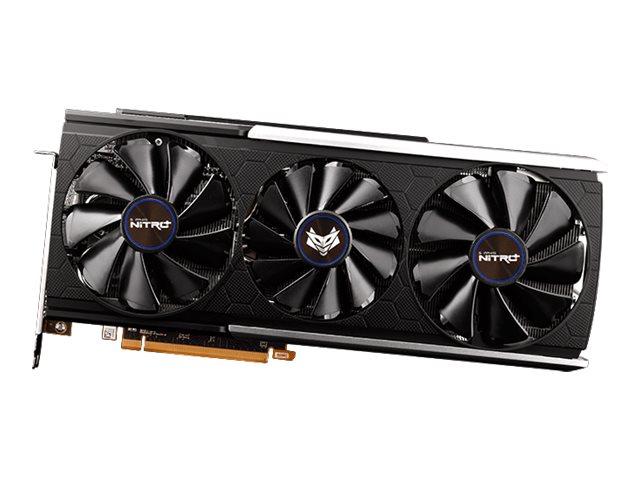 Sapphire NITRO+ RX 5700 XT 8G - Grafikkarten - Radeon RX 5700 XT - 8 GB GDDR6 - PCIe 4.0 x16 - 2 x HDMI, 2 x DisplayPort
