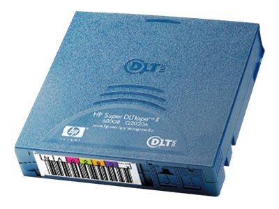HPE - Super DLT I - 160 GB / 320 GB - für StorageWorks ESL 630, ESL9322, ESL9595, MSL5026, MSL5052; StorageWorks 1/8 Tape Autolo