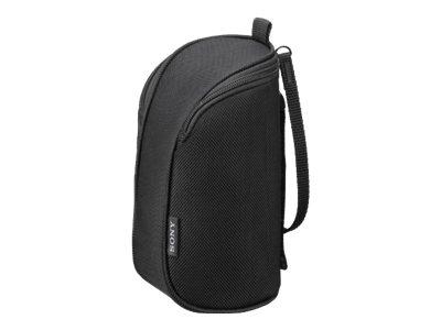 Sony LCS-BBJ - Tasche Camcorder - Schwarz - für Handycam HDR-CX240, CX280, CX320, CX410, CX450, CX455, CX675, GWP88, MV1, PJ220,