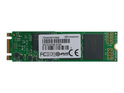 QNAP - Solid-State-Disk - 64 GB - intern - M.2 2280 - SATA 6Gb/s