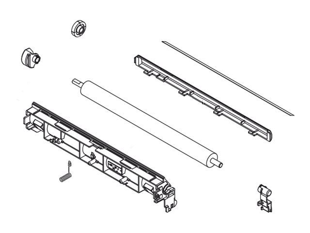 Kyocera - Teiletransfer-Baugruppe