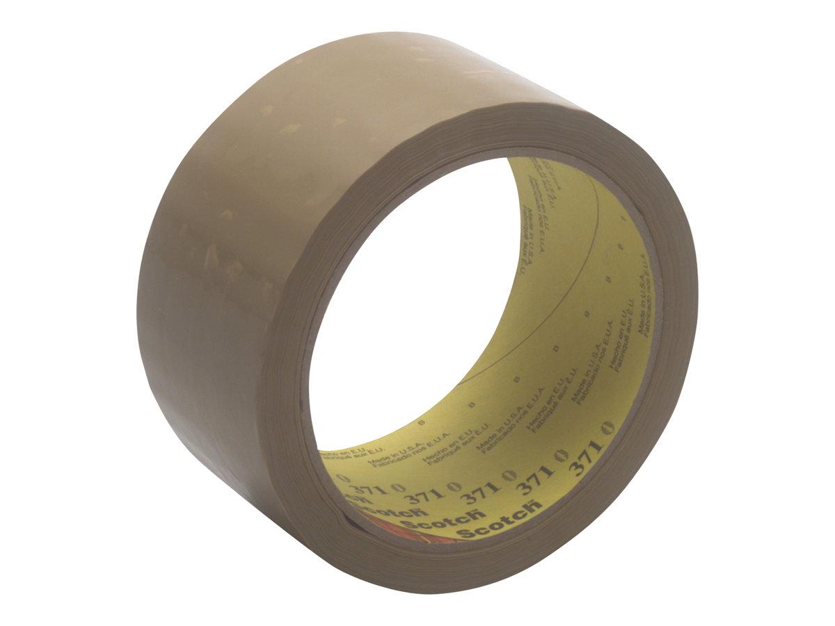 Scotch - Packband - 50 mm x 66 m - 76 mm Kern - Polypropylen - Havana