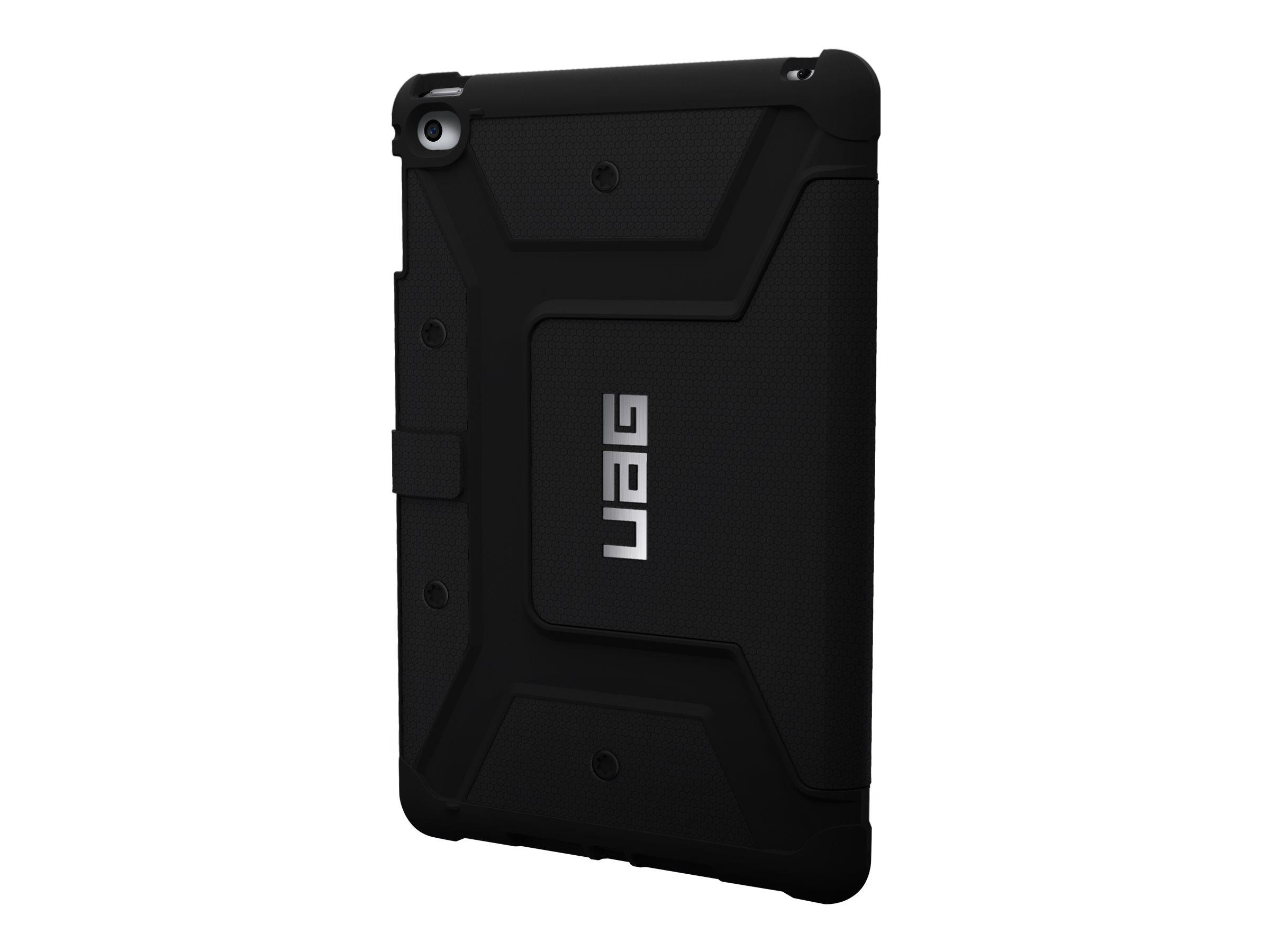 UAG Rugged Case for iPad Mini 4 - Tasche für Tablet - Schwarz - für Apple iPad mini 4