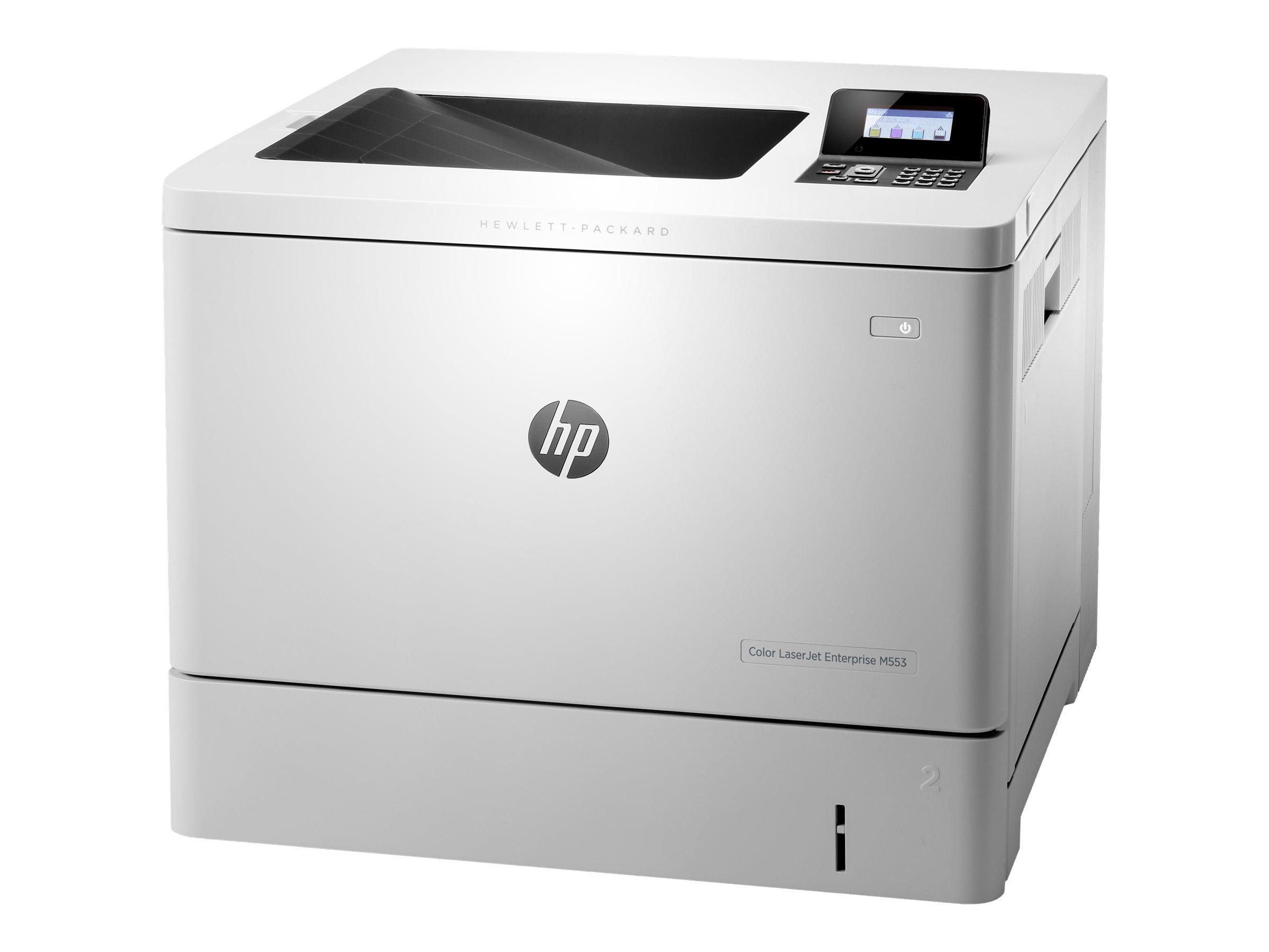 HP Color LaserJet Enterprise M552dn - Drucker - Farbe - Duplex - Laser - A4/Legal
