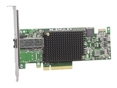 Emulex LightPulse LPe16000 - Hostbus-Adapter - PCIe 2.0 x8 Low-Profile - 16Gb Fibre Channel - für PRIMERGY RX2510 M2, RX2530 M2,