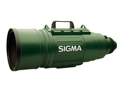 Sigma EX - Telezoomobjektiv - 200 mm - 500 mm - f/2.8 APO DG - Nikon AF