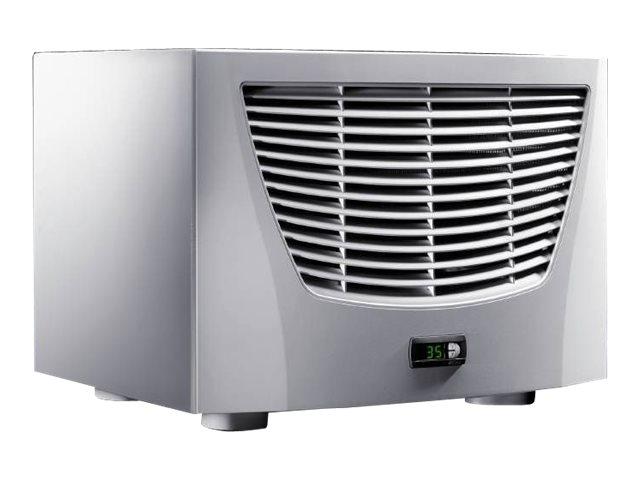 Rittal SK - Luft-/Wasser-Wärmetauscher - auf Dach montierbar - Wechselstrom 230 V - RAL 7035