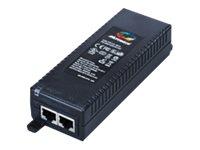 Microchip PD-9001GR - Power Injector - Wechselstrom 100-240 V - 30 Watt - Ausgangsanschlüsse: 1 - Europa