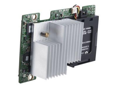 Dell PERC H710 Integrated RAID Controller - Speichercontroller (RAID) - SAS 2 - 600 MBps - RAID 0, 1, 5, 6, 10, 50, 60 - PCIe 2.