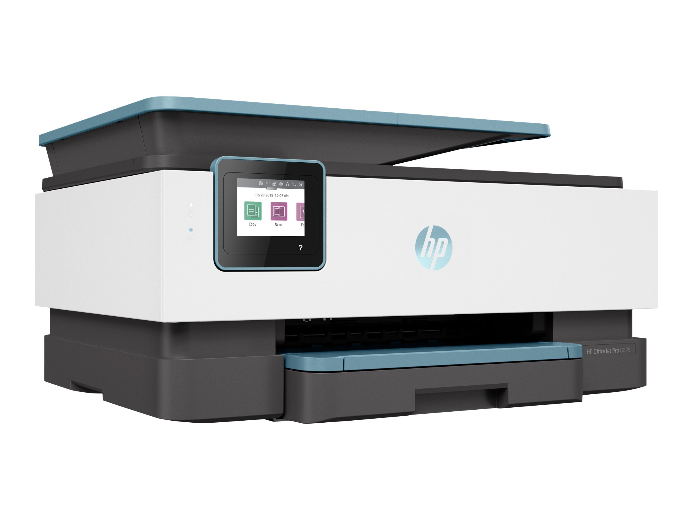 HP Officejet Pro 8025 All-in-One - Multifunktionsdrucker - Farbe - Tintenstrahl - 216 x 297 mm (Original) - A4/Legal (Medien)