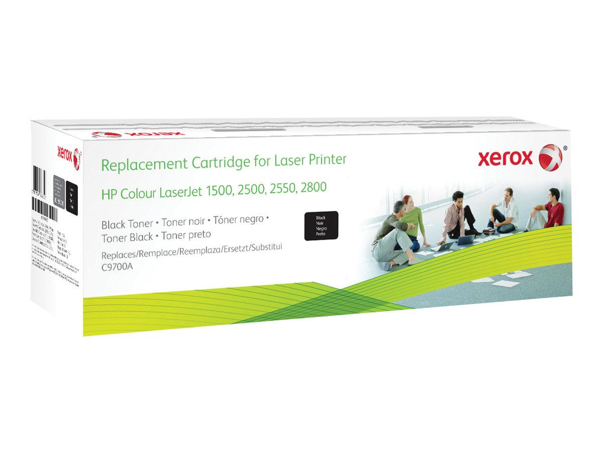 Xerox - Schwarz - Tonerpatrone (Alternative zu: HP C9700A, HP Q3960A) - für HP Color LaserJet 1500, 2500, 2550, 2820, 2830, 2840