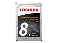 Toshiba X300 - Festplatte - 8 TB - intern - 3.5