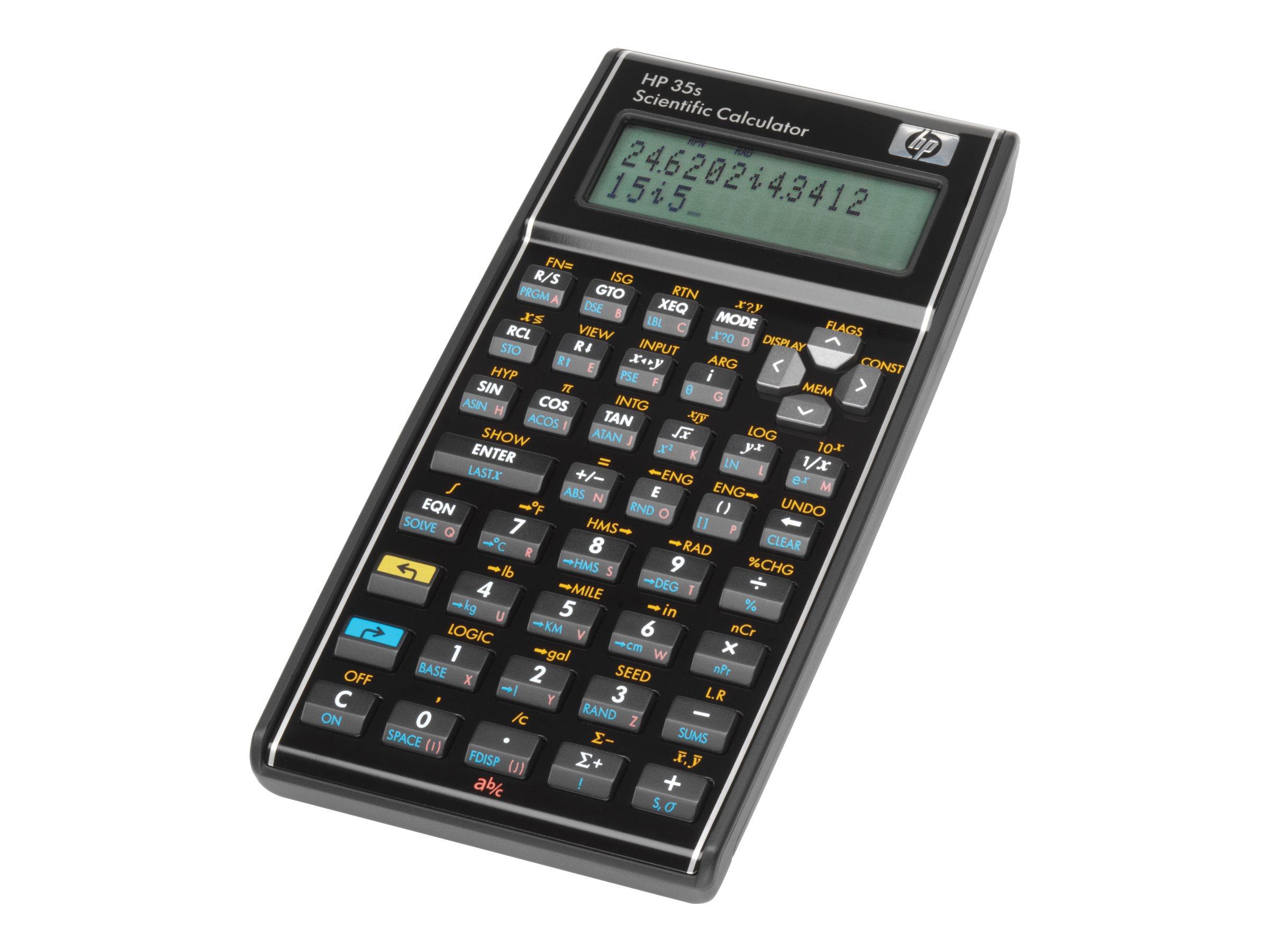 HP 35s - Wissenschaftlicher Taschenrechner - Batterie