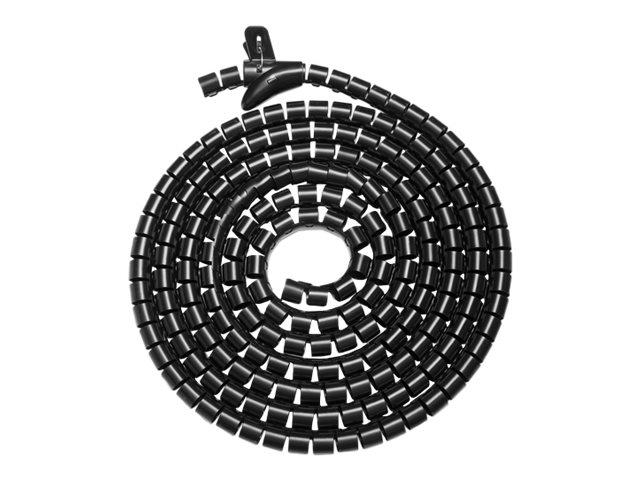 DIGITUS DA-90508 - Flexible Kabelleitung - 5 m - Schwarz