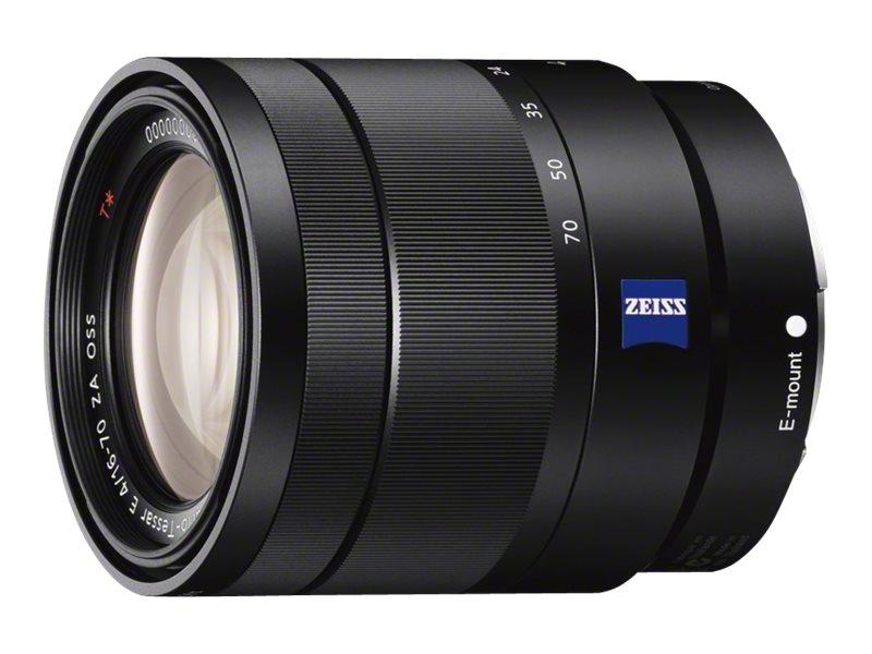Sony SEL1670Z - Zoomobjektiv - 16 mm - 70 mm - f/4.0 ZA OSS - Sony E-mount