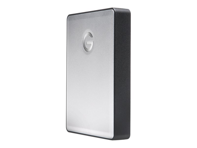 G-Technology G-DRIVE Mobile GDRU3CWW20001ADBV3 - Festplatte - 2 TB - extern (tragbar) - USB 3.0 - 5400 rpm