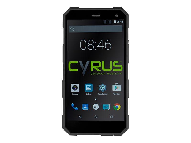 Cyrus CS24 - Smartphone - Dual-SIM - 4G LTE - 16 GB - microSDXC slot