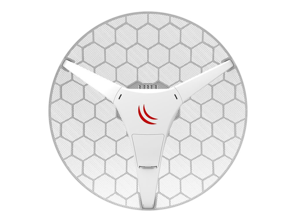MikroTik LHG 5 ac - Wireless Bridge - 802.11ac - 5 GHz - Gleichstrom