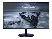 Samsung C27H580FDU - CH58 Series - LED-Monitor - gebogen - 68.6 cm (27