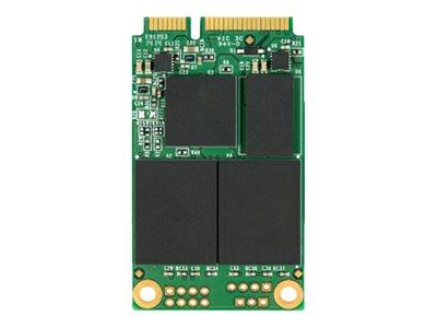 Transcend MSA370 - Solid-State-Disk - 32 GB - intern - mSATA - SATA 6Gb/s