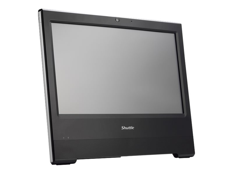 Shuttle XPC X50V6U3 - Barebone - All-in-One (Komplettlösung) - 1 x Core i3 7100U / 2.4 GHz ULV - HD Graphics 620 - GigE