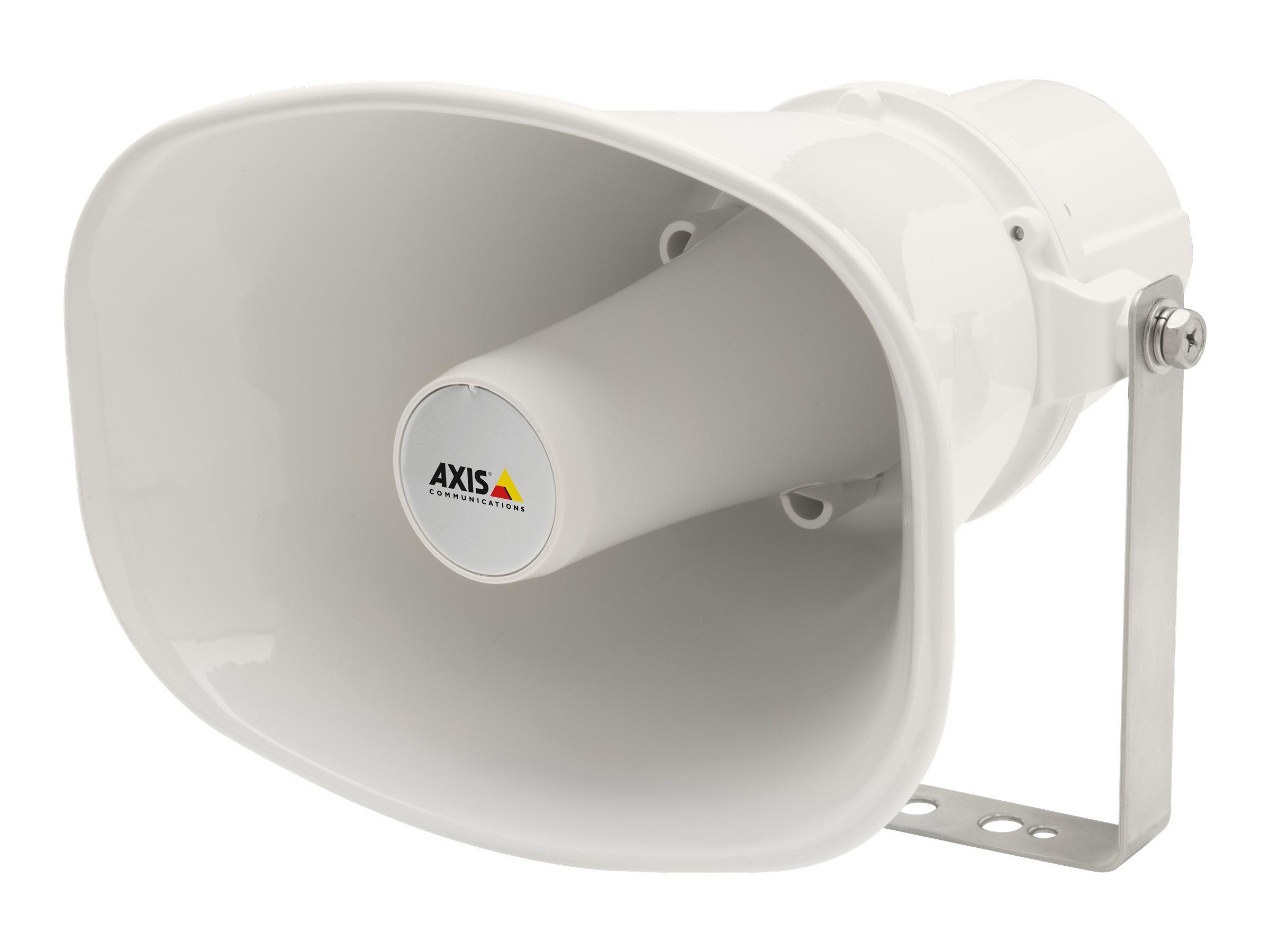 Axis C3003-E Network Horn Speaker - Lautsprecher - für PA-System - Ethernet, Fast Ethernet - 7 Watt