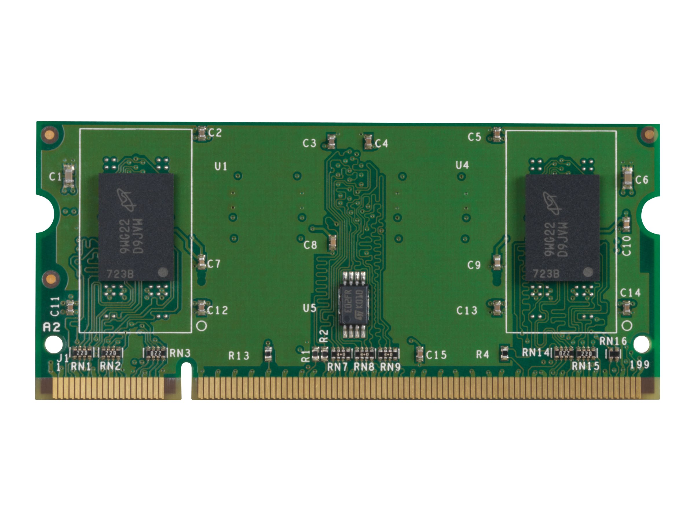 HP - DDR2 - 512 MB - SO DIMM 200-PIN - 533 MHz / PC2-4200 - ungepuffert