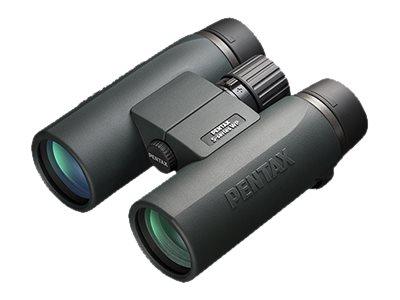 Pentax S-Series SD 8x42 WP - Fernglas 8 x 42 SD WP - wasserfest - Dachkant - grün