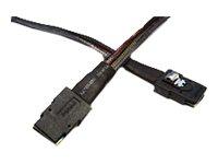 LSI - Internes SAS-Kabel - mit Sidebands - 36 PIN 4iMini MultiLane (M) bis 36 PIN 4iMini MultiLane (M) - 80 cm