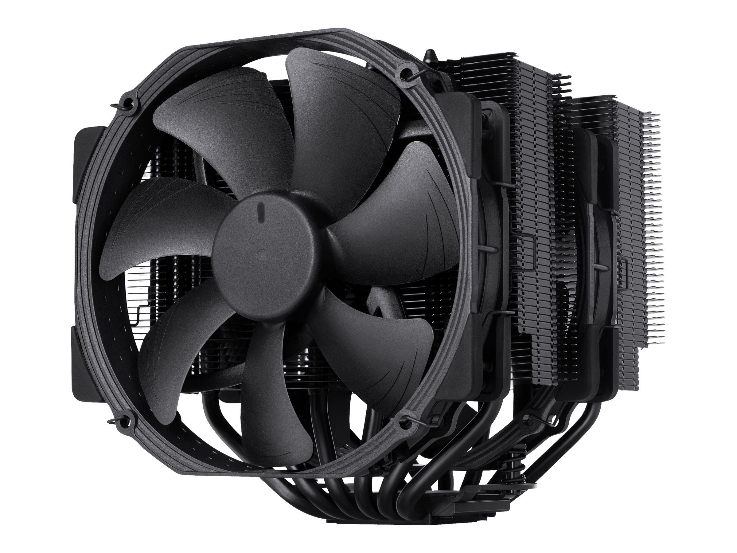 Noctua NH-D15 - Prozessor-Luftkühler - (für: LGA1156, AM2, AM2+, AM3, LGA1155, AM3+, LGA2011, FM1, FM2, LGA1150, FM2+, LGA2011-3