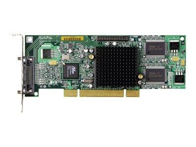 Matrox Millennium G550 LP PCI - Grafikkarten - MGA G550 - 32 MB DDR - PCI / 66 MHz Low-Profile