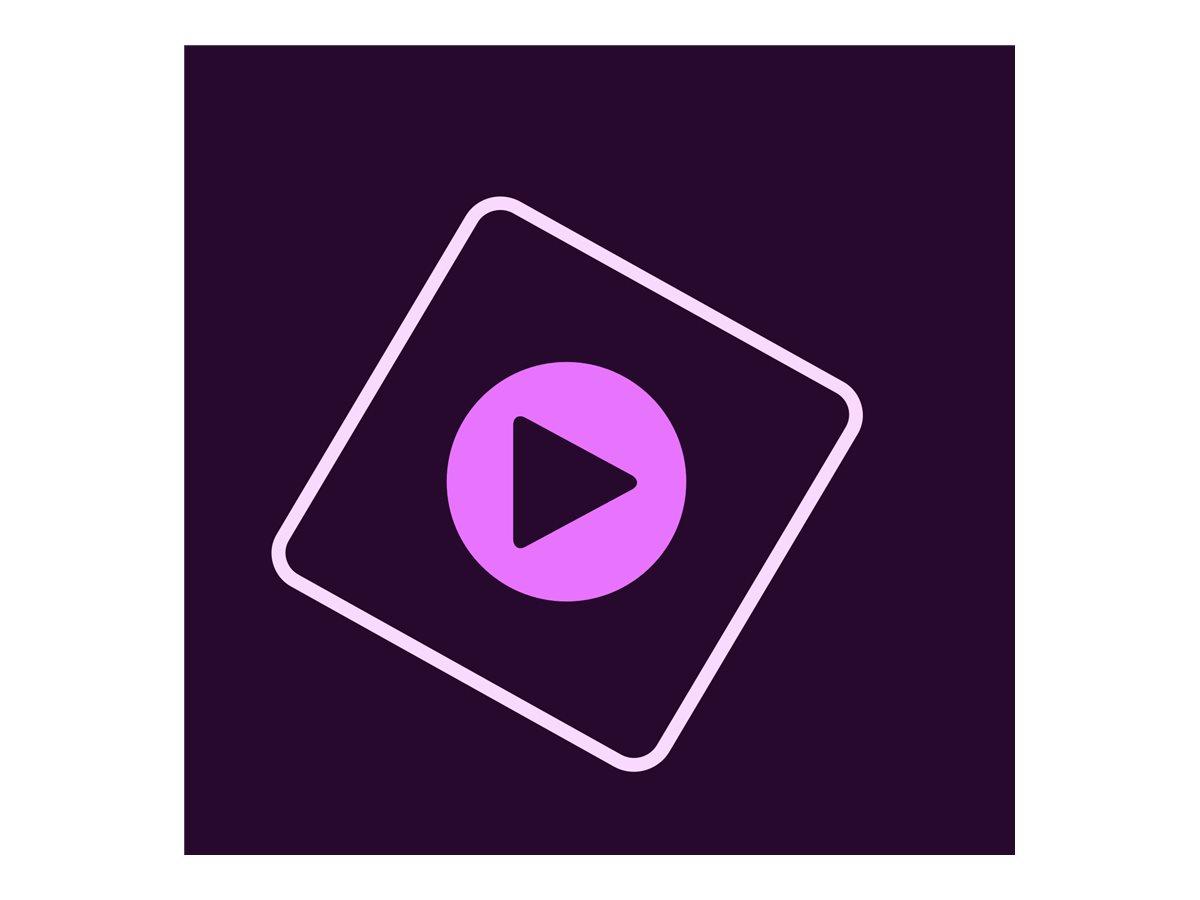 Adobe Premiere Elements 2019 - Box-Pack - 1 Benutzer - Win, Mac - Französisch