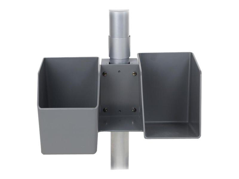 Ergotron LearnFit SE - Aufbewahrungsbehälter - Medium Grey