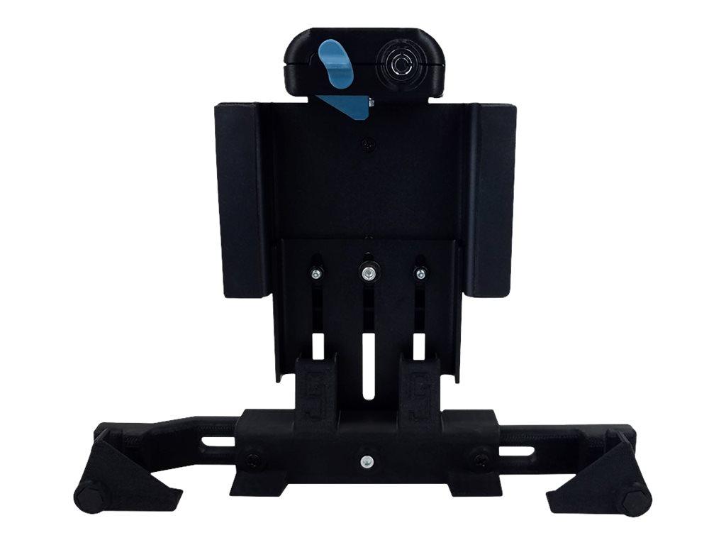 Gamber-Johnson Universal Tablet cradle Pro - Montagekomponente (Cradle) für Tablett - Verbundmaterial / Aluminium