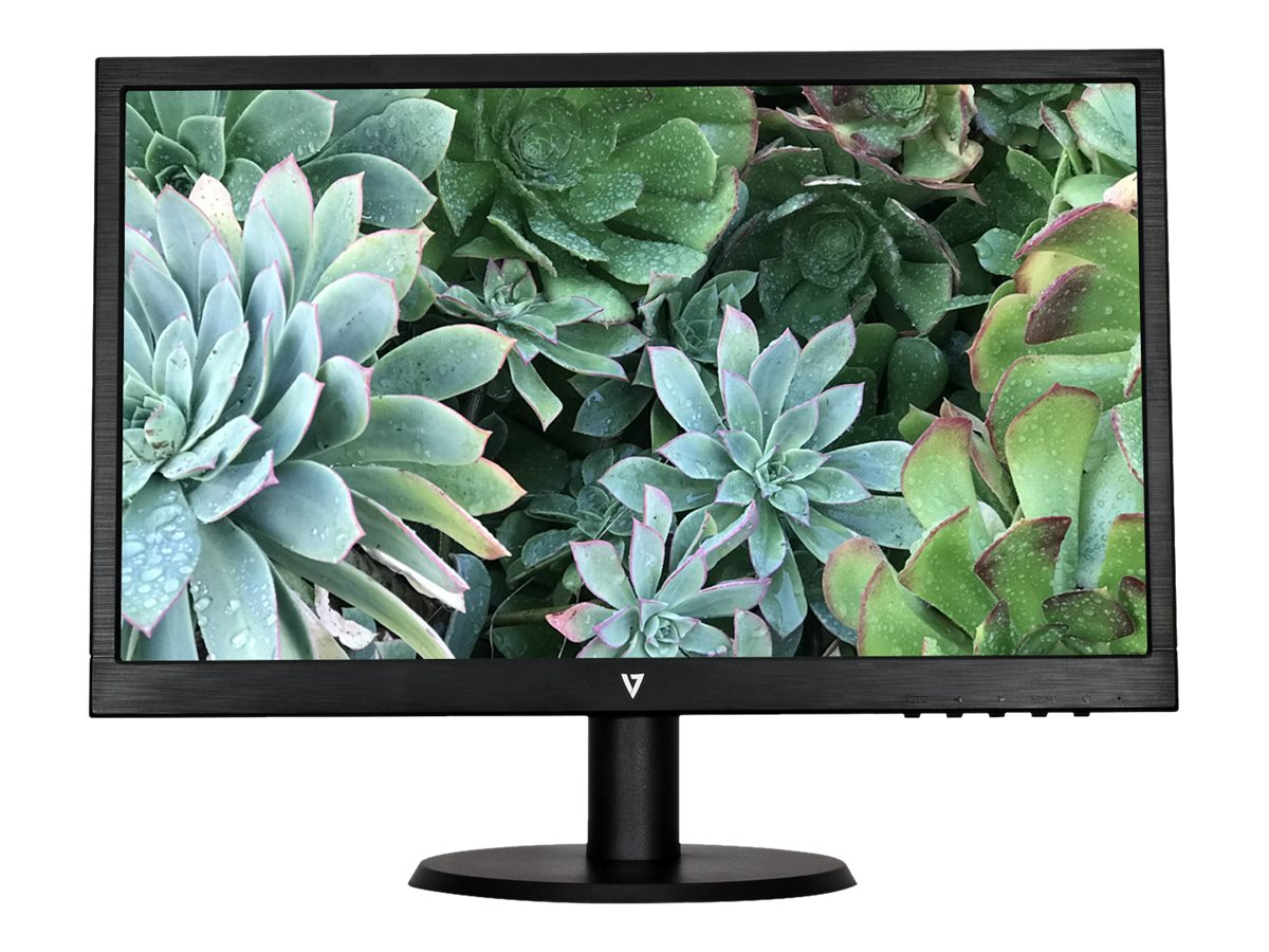 V7 L215DS-2K - LED-Monitor - 54.6 cm (21.5