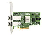Emulex LightPulse LPE12002 - Hostbus-Adapter - PCIe 2.0 x8 Low-Profile - 8-Gbit-Fibre Channel (LW) - 2 Anschlüsse