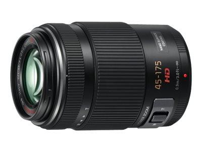 Panasonic Lumix H-PS45175 - Telezoomobjektiv - 45 mm - 175 mm - f/4.0-5.6 G X VARIO PZ - Micro Four Thirds