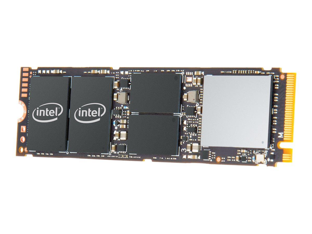 Intel Solid-State Drive 760P Series - Solid-State-Disk - verschlüsselt - 512 GB - intern - M.2 2280