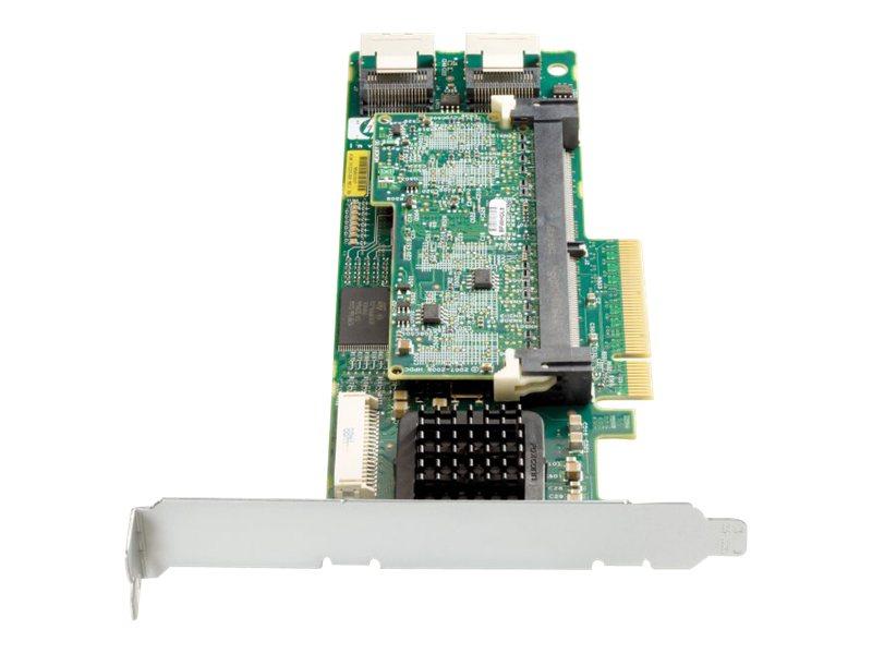 HPE Smart Array P410/256MB Controller - Speichercontroller (RAID) - SATA 1.5Gb/s / SAS Low-Profile - 300 MBps - RAID 0, 1, 5, 10