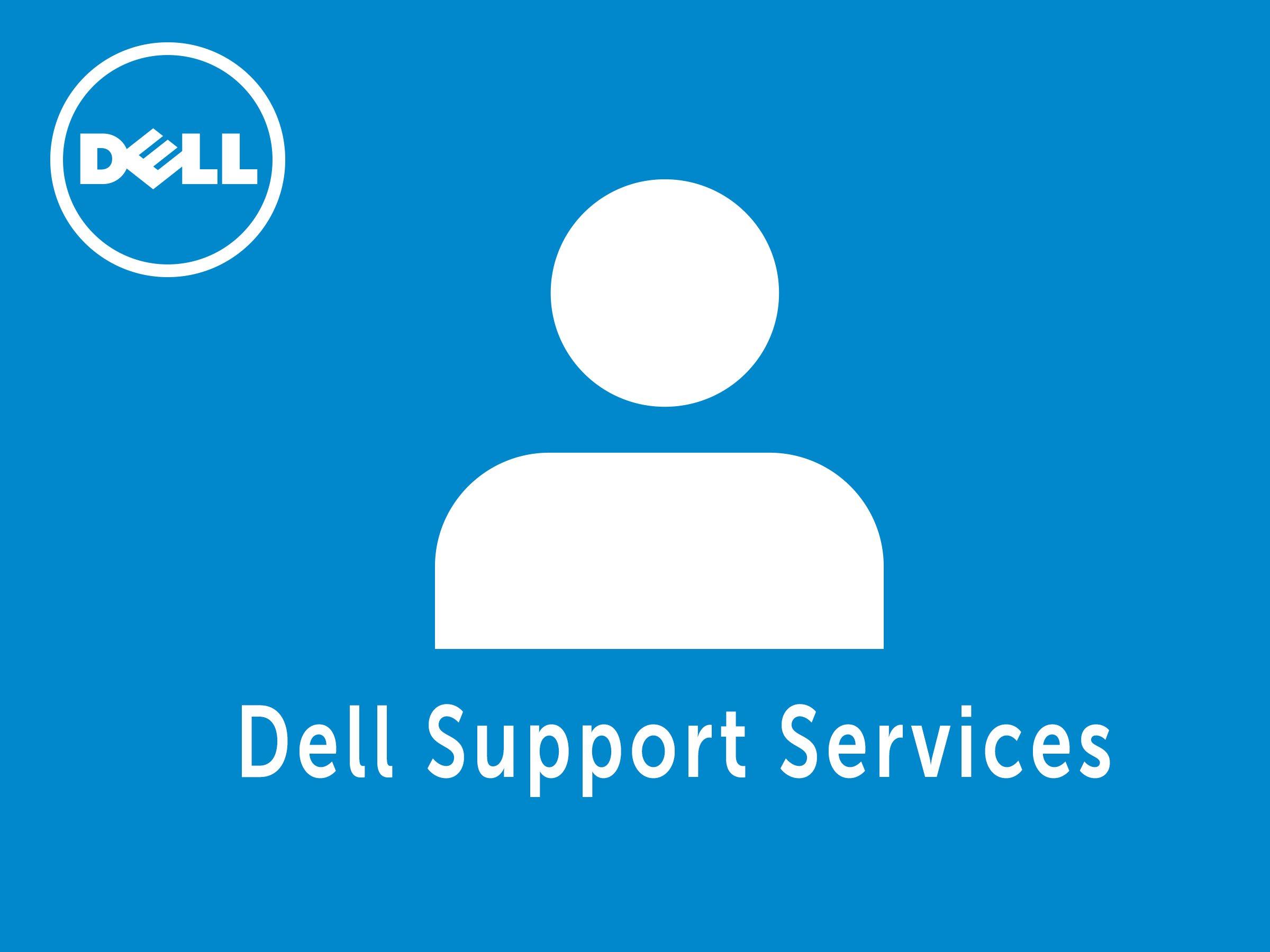 Dell 1Y NBD > 5Y NBD - [1 Jahr Basic Hardware Support] > [5 Jahre Basic Hardware Support] - Serviceerweiterung - Arbeitszeit und